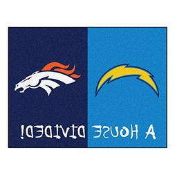 "Fanmats 17591 Team Color 33.75"" x 42.5"" Rug"