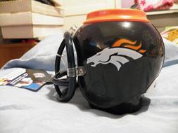 Denver Broncos Can & Bottle Cooler, Mug, Desk Caddy Helmet..