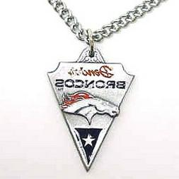 Denver Broncos Classic Chain Necklace