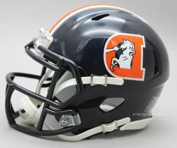 DENVER BRONCOS  Riddell Speed Mini Helmet