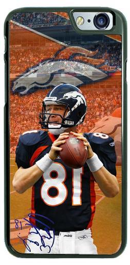 Denver Broncos Football Peyton Manning Design Phone Case for