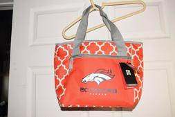 Denver Broncos Insulated 16-can Cooler Tote  NEW