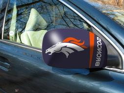 denver broncos nfl car truck mirror covers