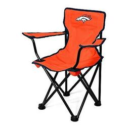 - NFL Folding Toddler Chair with Carry Bag. Logo Brands