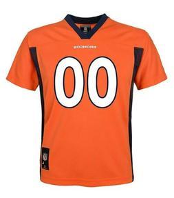 Denver Broncos NFL Infant  Boys / Girls Orange Team Jersey T