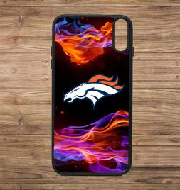 Denver Broncos Phone Case for iPhone Galaxy 5 6 7 8 9 X XS M