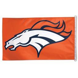 Denver Broncos Team Logo Flag 3' X 5'