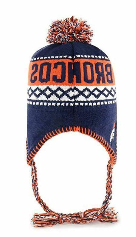 Denver Broncos Hat Snowboarding