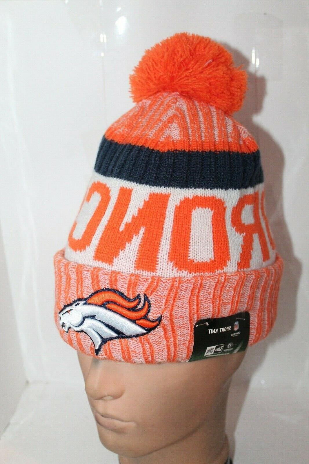 Denver Broncos Era Official Pom