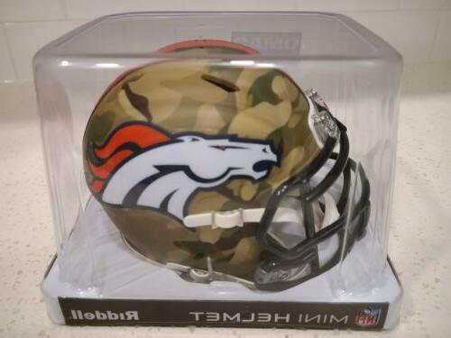 Denver Alt Helmet Riddell Box