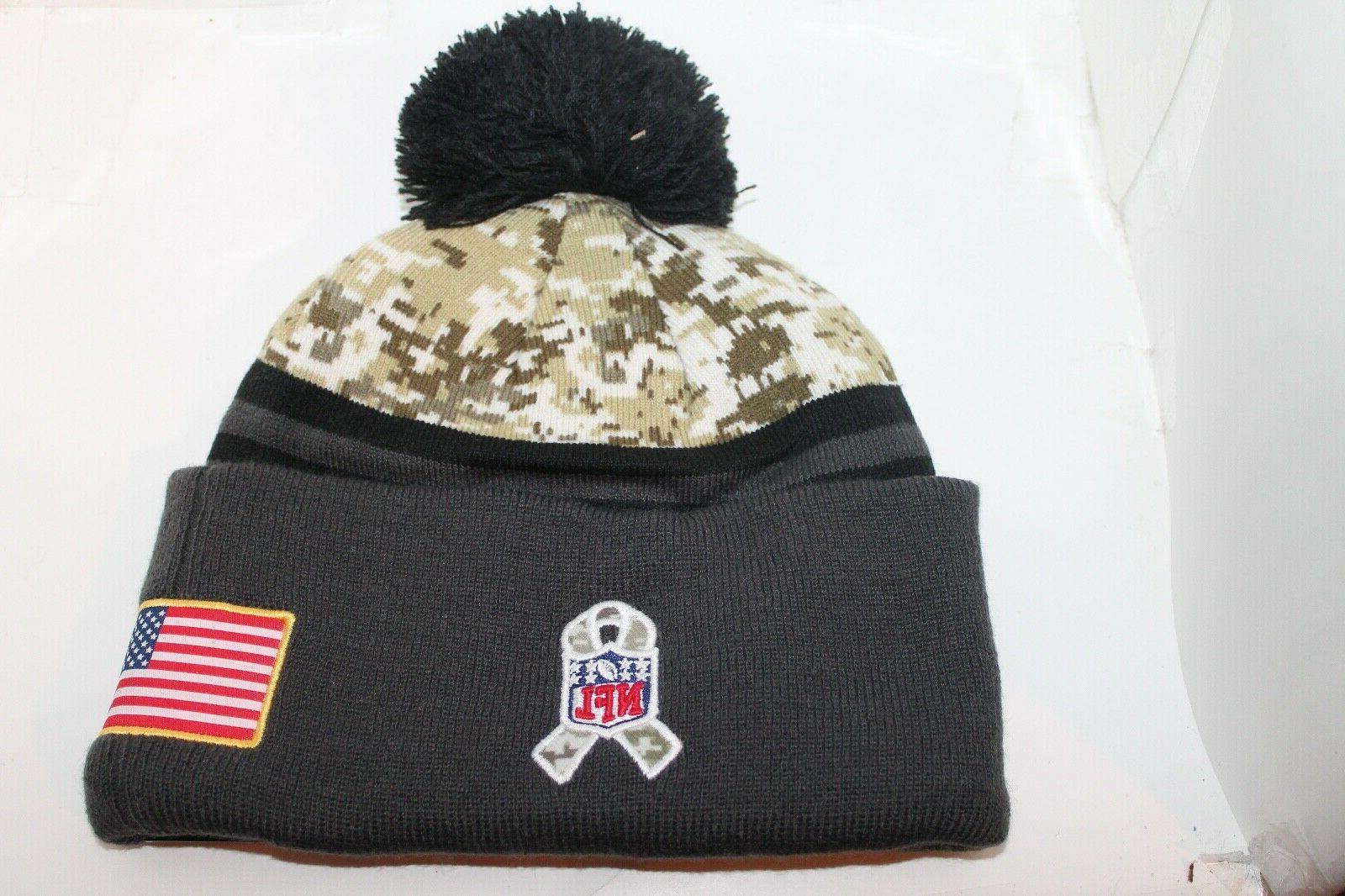 Denver Broncos Cuffed Knit Hat **