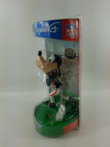 Disney Wide Receiver Goofy Bobble