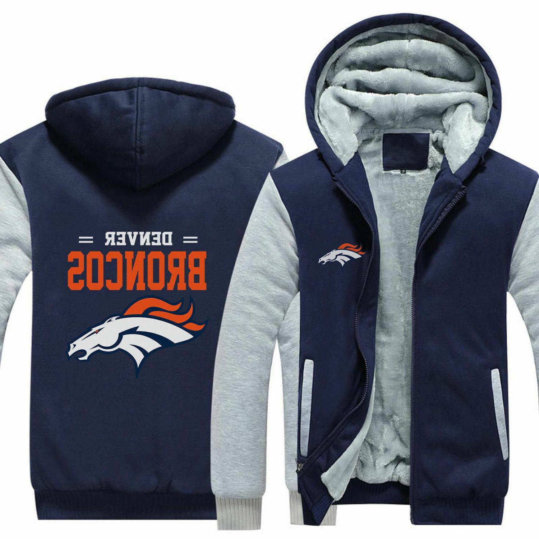Hoodie Fleece zip Coat winter warm Sweatshirt