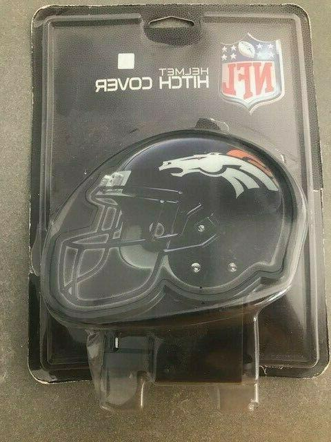 new denver broncos nfl logo helmet trailer