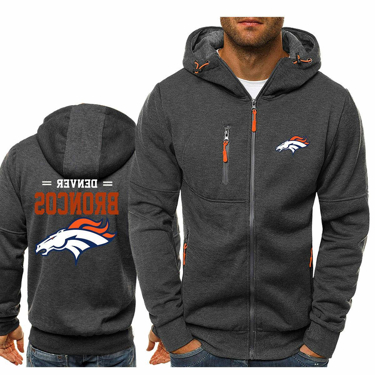 Newest Denver Hoodie Sporty Coat Autumn
