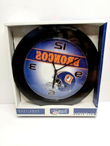 nfl new in box denver broncos wall