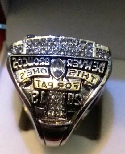 Super 50 Champion Denver Mens MANNING W/WOOD