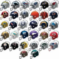 New 3pcs Licensed NFL All Teams Logos Helmet Air Fresheners