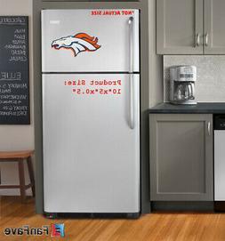 New NFL Denver Broncos 3-D Foam Magnet Home Office Bar Decor
