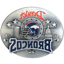 NFL Denver Broncos Belt Buckle