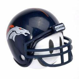 Denver Broncos Helmet Head Car Antenna Ball / Desktop Bobble