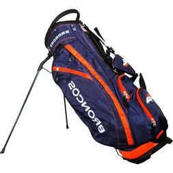 Team Golf NFL Denver Broncos Stand Golf Bag