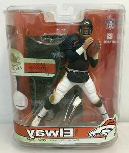 NFL Legends Series 3 Denver Broncos John Elway Action Figure