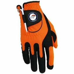 Zero Friction NFL Denver Broncos Golf Glove, Left Hand